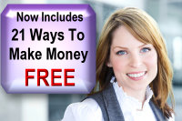 Work from home for money ... 21 more ways to make money free