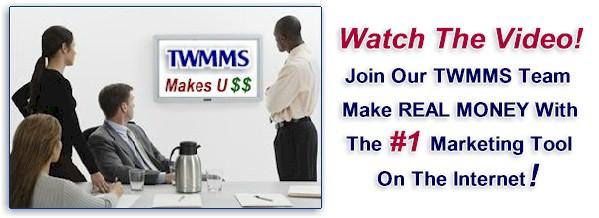 Watch the TWMMS Video Below to Make Money Online!