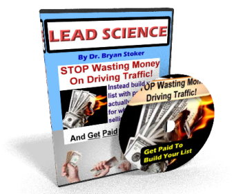 Get Paid to build a list with Lead Science